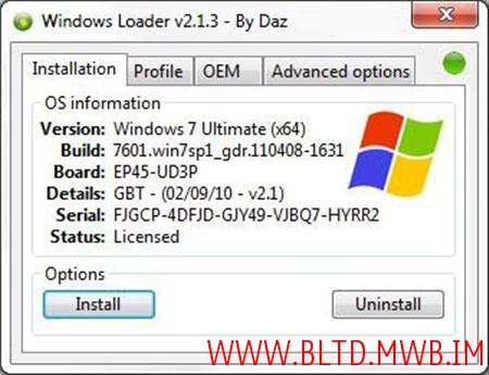 windows loader v2 0.9 free download